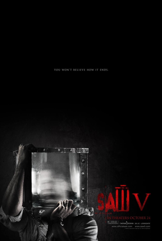 плакат фильма Пила V