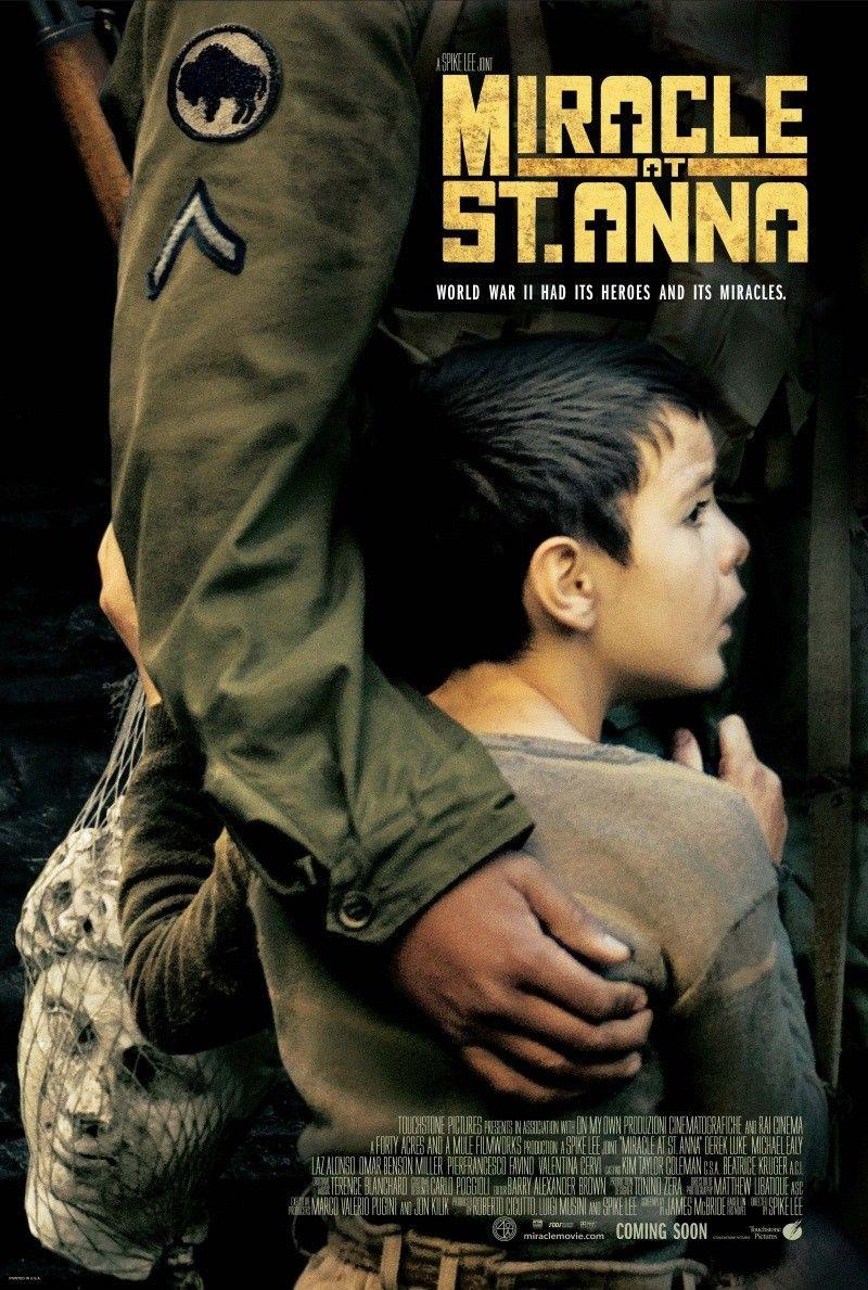 плакат фильма Чудо святой Анны