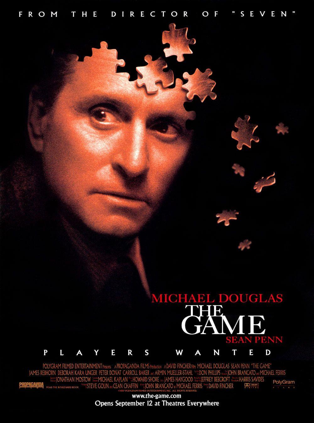 плакат фильма Игра
