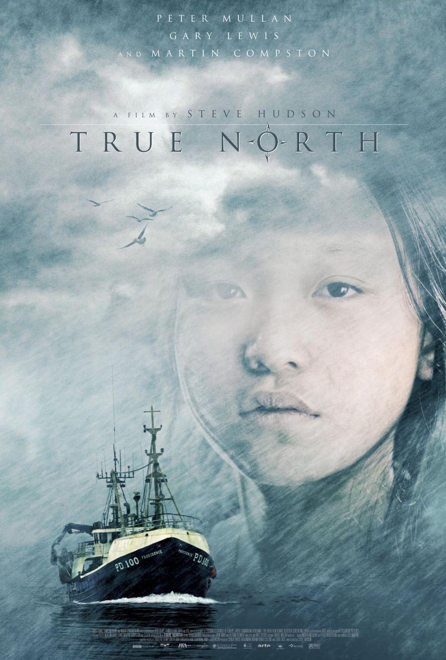 плакат фильма Нереальный север