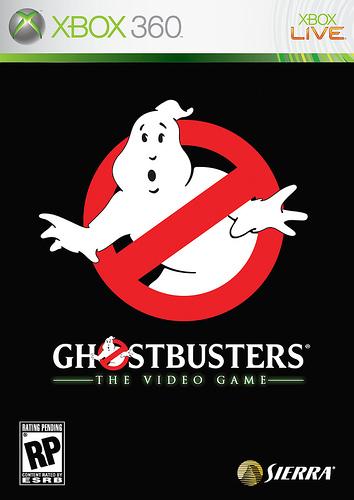 плакат фильма Охотники за привидениями: Видеоигра [VG]