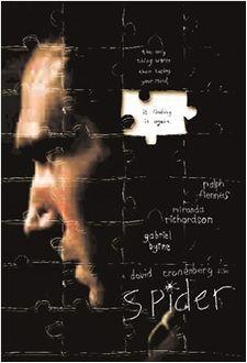 плакат фильма Паук