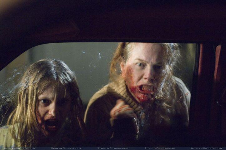 кадры из фильма Слизень