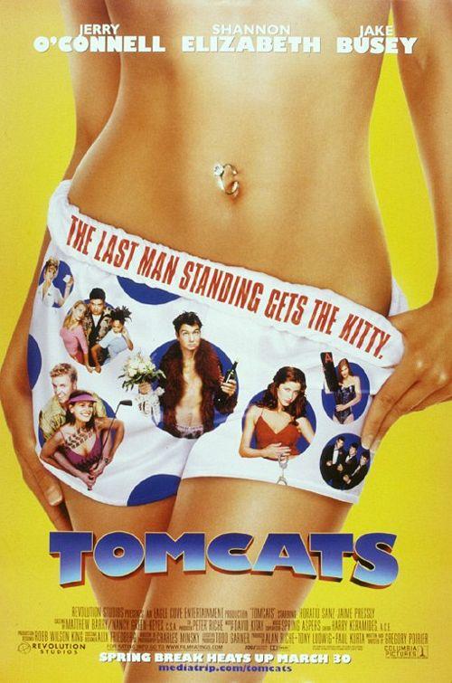 плакат фильма Мартовские коты
