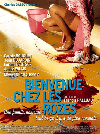 плакат фильма Семейка Роуз