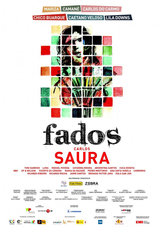 плакат фильма Фадос