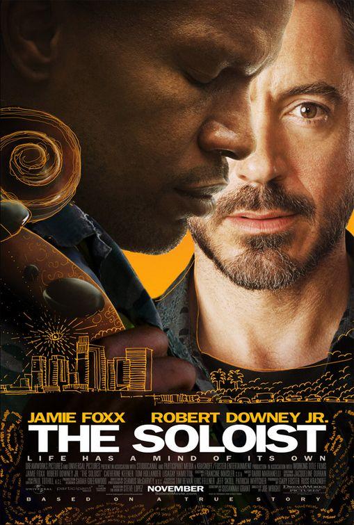плакат фильма Солист