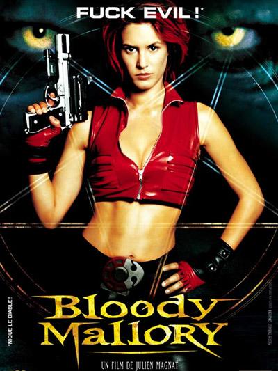 плакат фильма Кровавая Мэлори