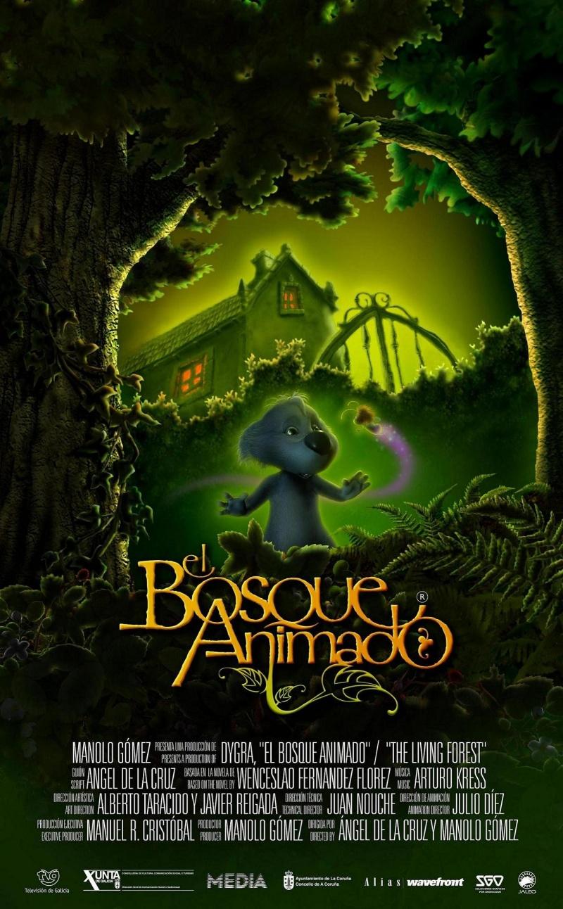 плакат фильма Живой лес