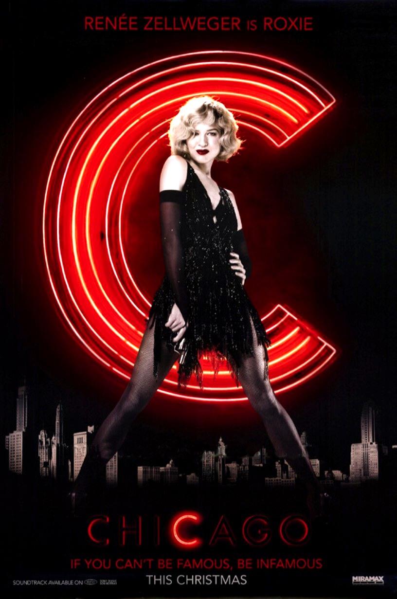 плакат фильма Чикаго