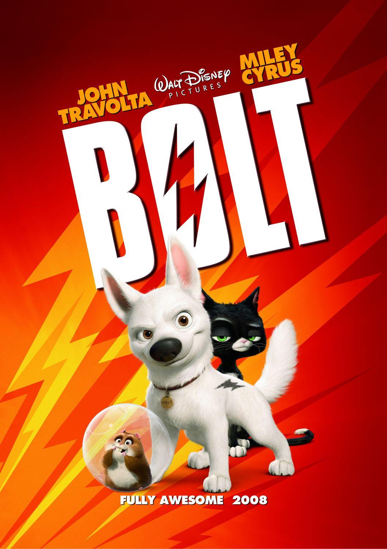 плакат фильма Вольт
