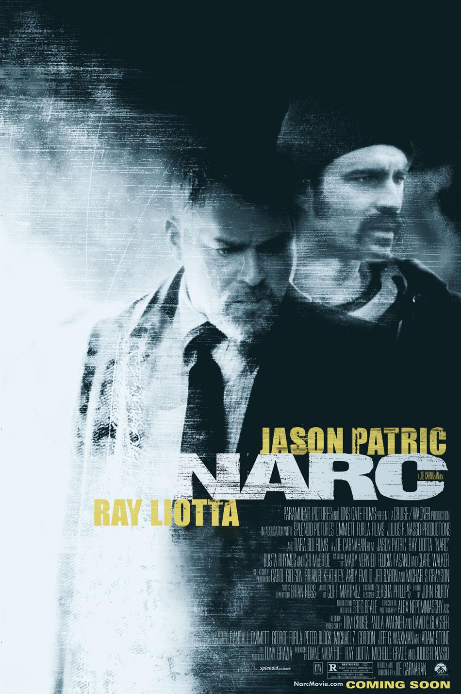 плакат фильма Наркобарон