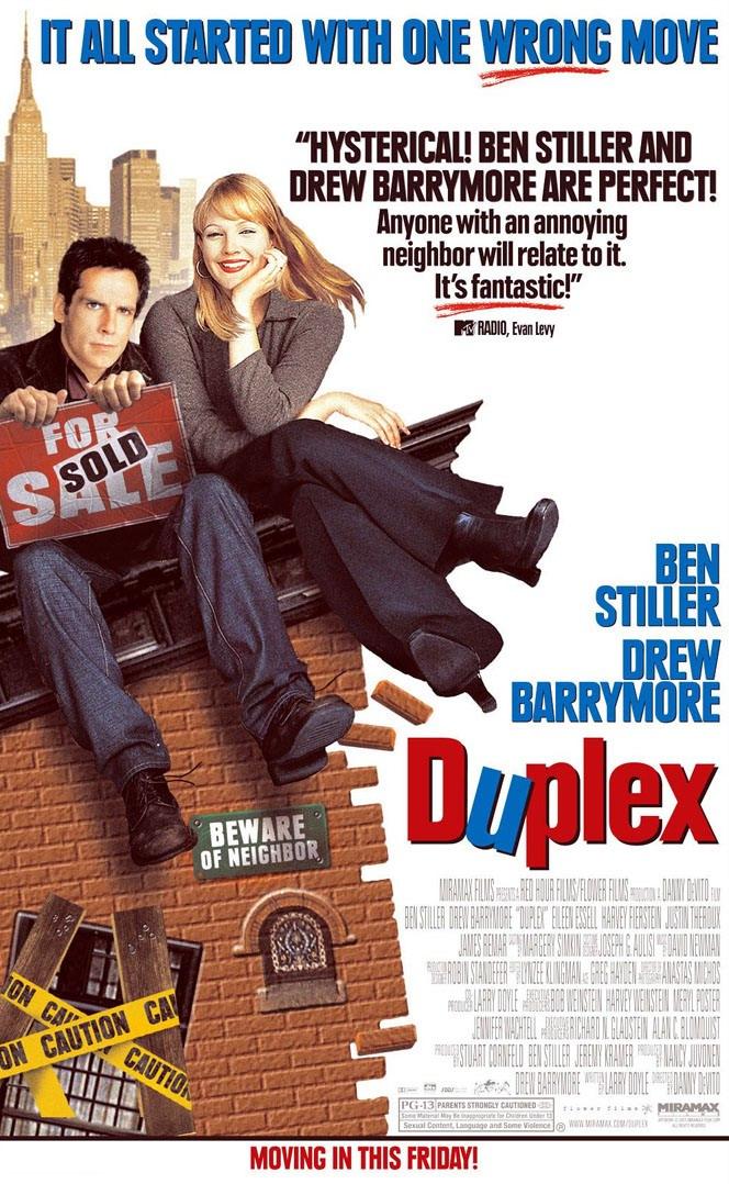 плакат фильма Дюплекс
