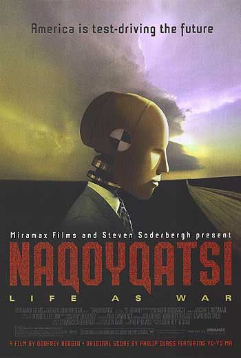 плакат фильма Накойкаци