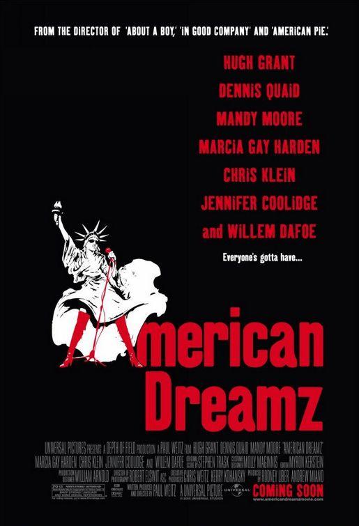 плакат фильма Американская мечта