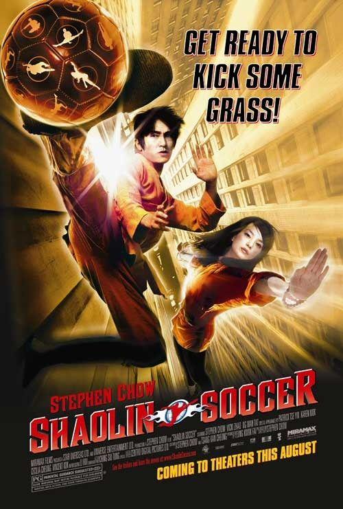 плакат фильма Убойный футбол