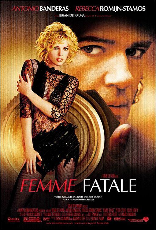 плакат фильма Роковая женщина
