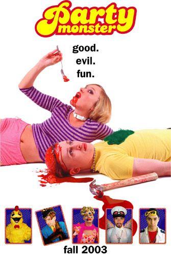 плакат фильма постер Клубная мания