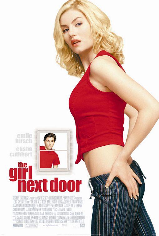 плакат фильма Соседка