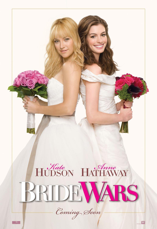 плакат фильма постер Война невест