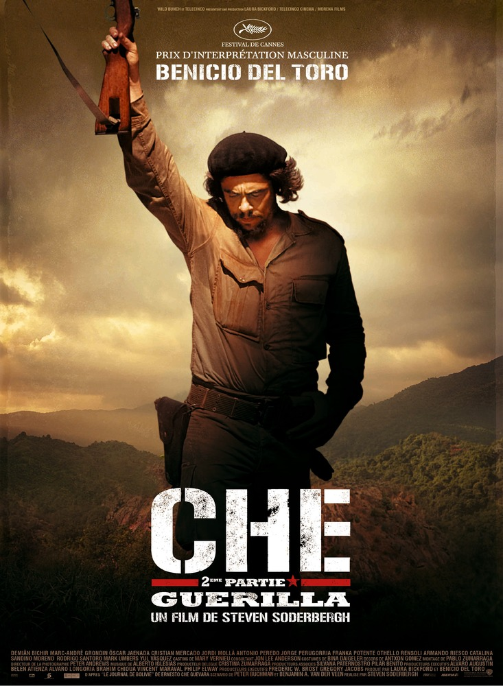 плакат фильма постер Че, часть вторая*