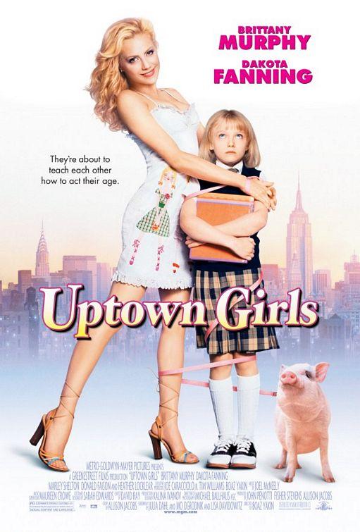 плакат фильма Городские девчонки