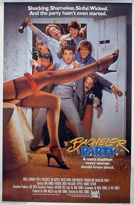 плакат фильма Мальчишник