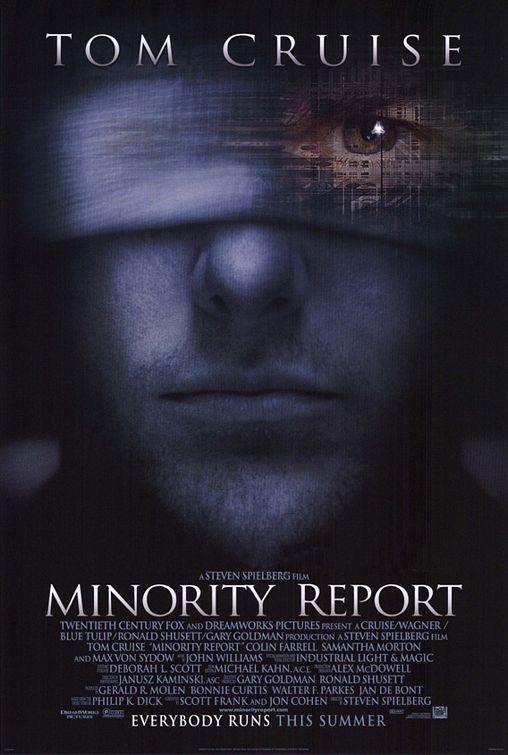 плакат фильма Особое мнение