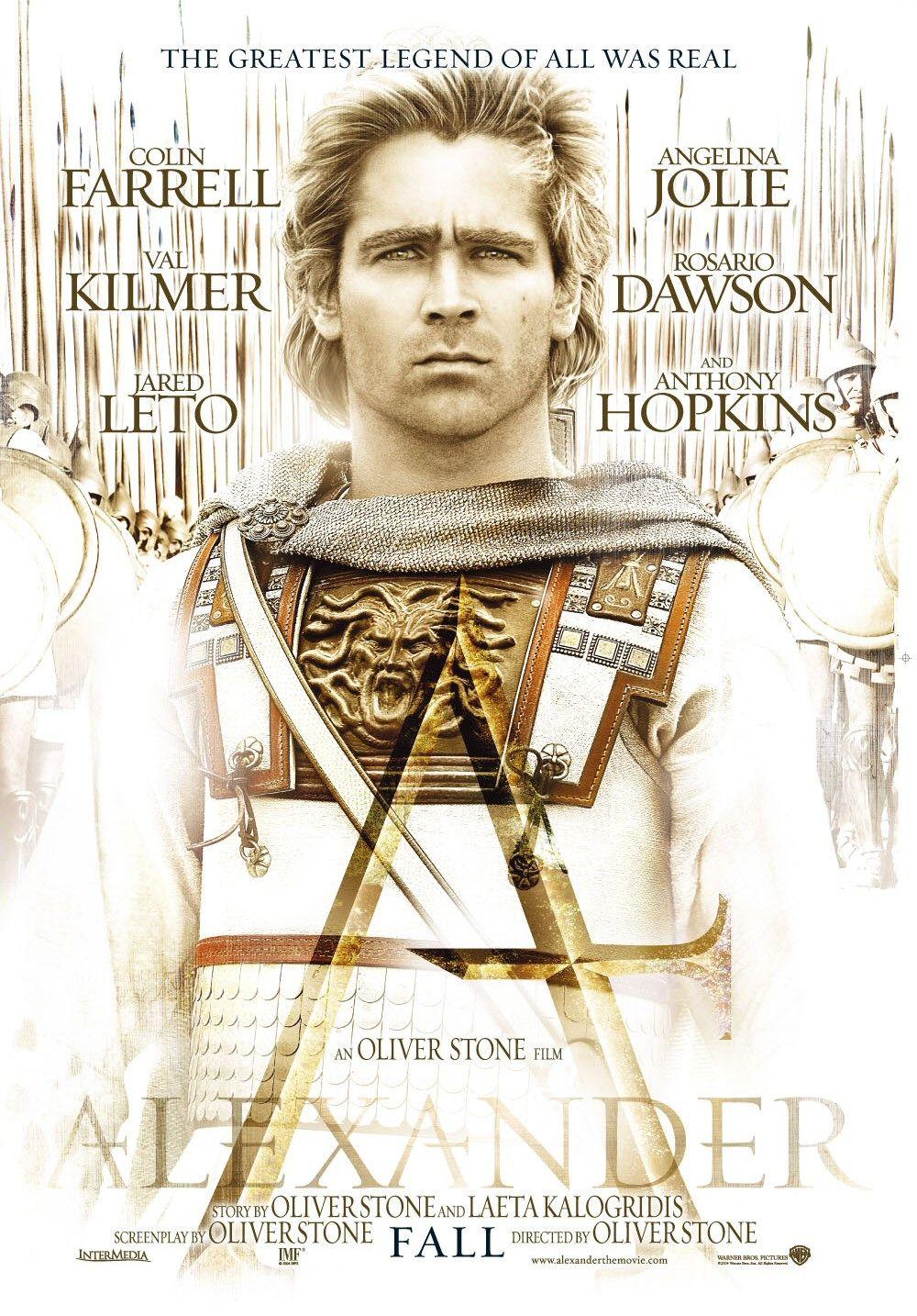 плакат фильма Александр