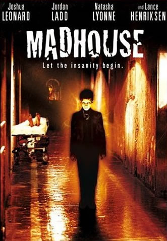 плакат фильма Дом страха