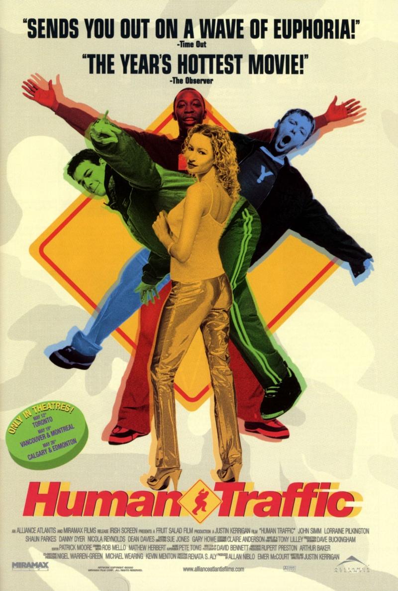 плакат фильма В отрыв