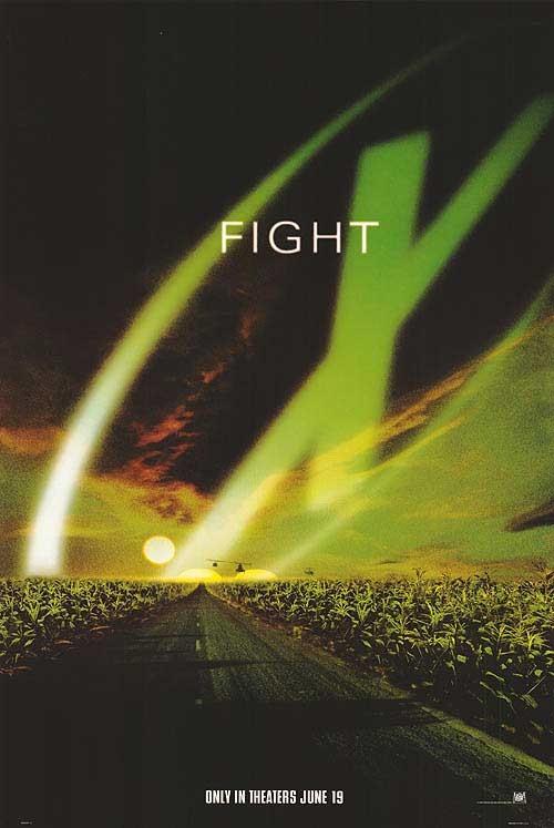 плакат фильма Секретные материалы: Битва за будущее