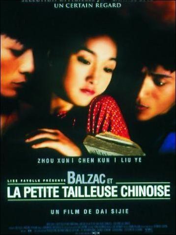 плакат фильма Бальзак и портниха-китаяночка