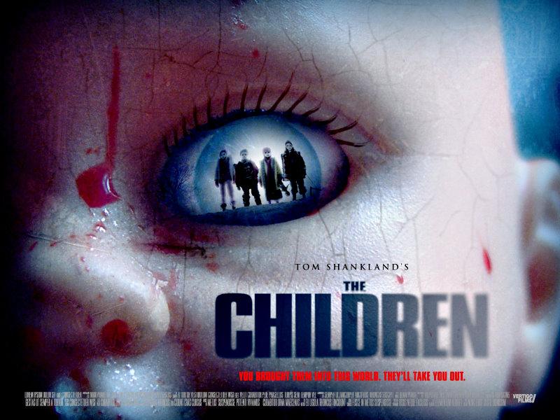 плакат фильма Детишки*