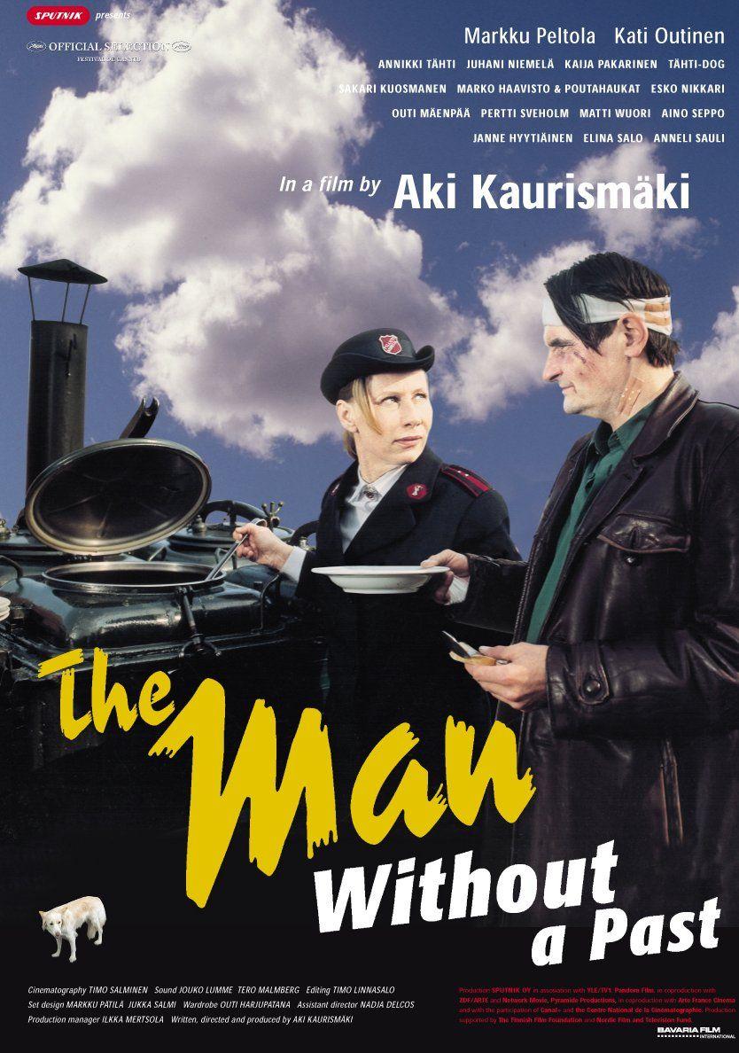 плакат фильма Человек без прошлого