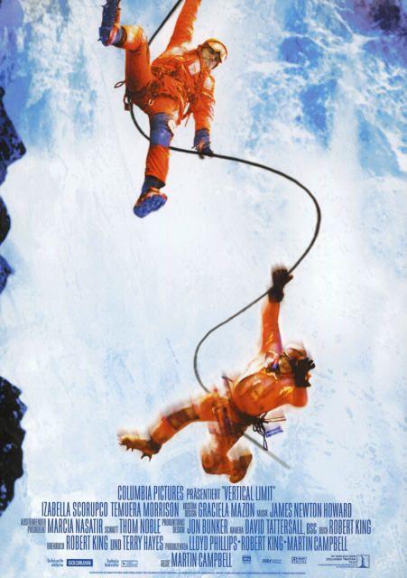 плакат фильма Вертикальный предел