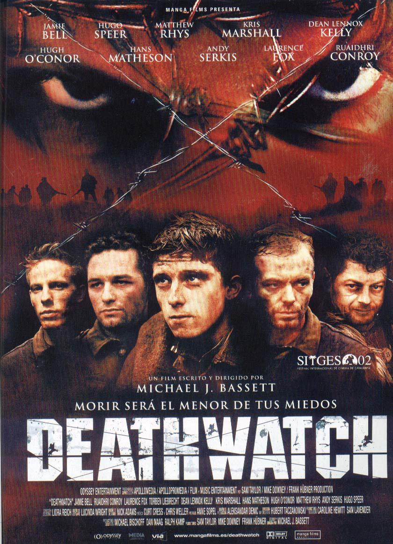 плакат фильма На страже смерти
