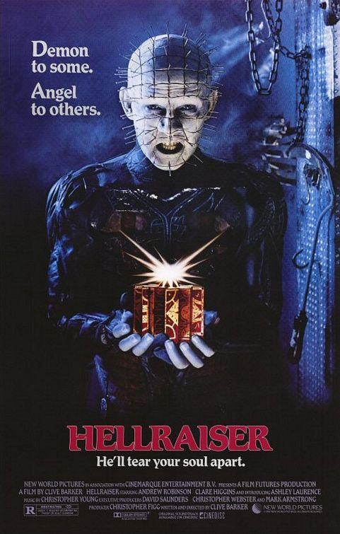 плакат фильма Восставший из ада