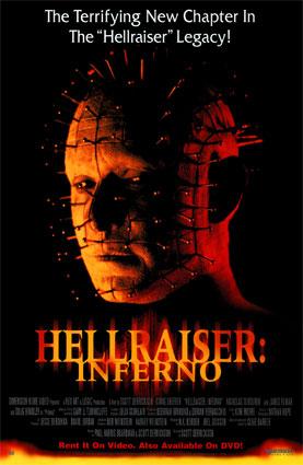 плакат фильма Восставший из ада: Преисподняя