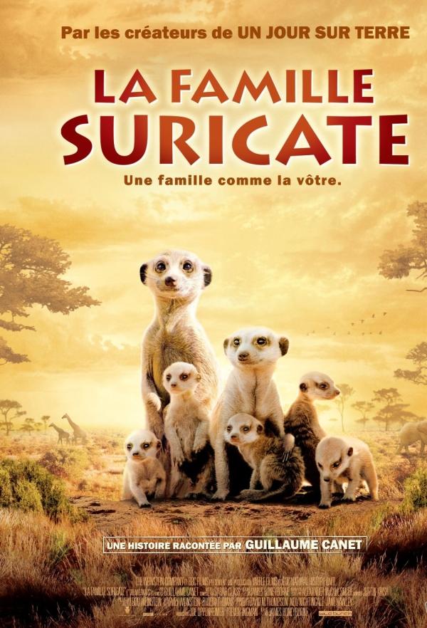 плакат фильма Сурикаты