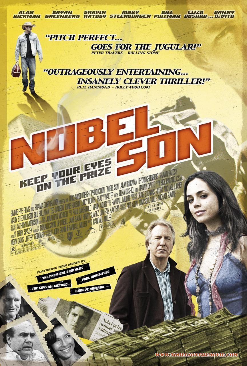 плакат фильма Сын нобелевского лауреата