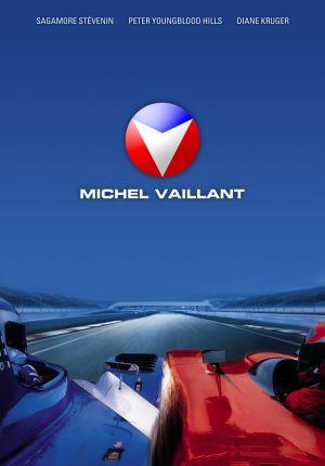 плакат фильма Мишель Вальян: Жажда скорости