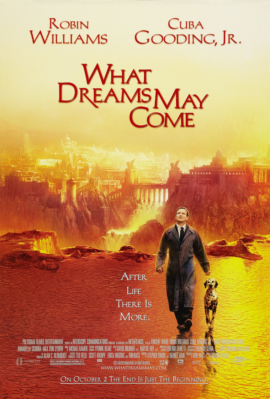 плакат фильма постер Куда приводят мечты