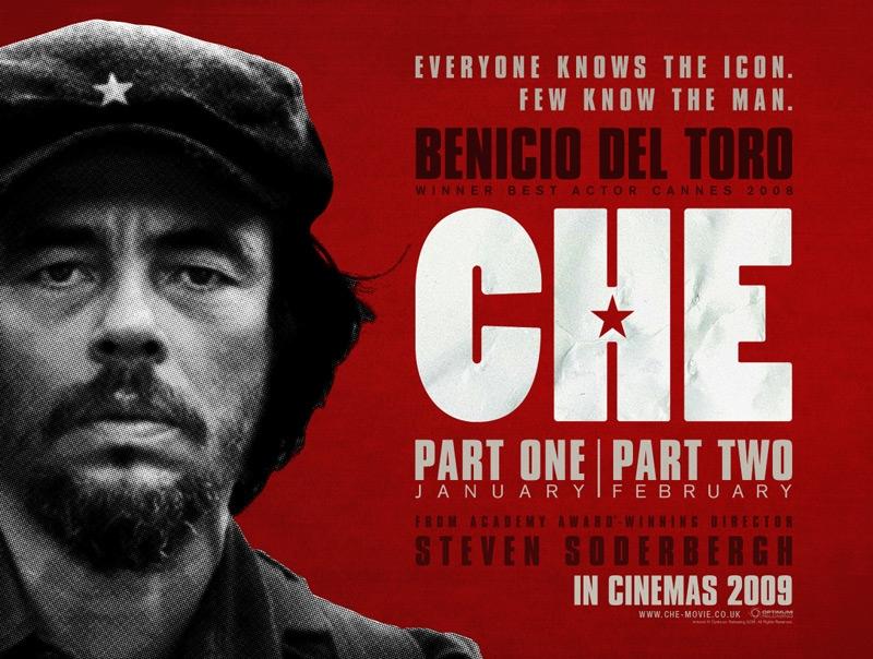 плакат фильма Че Гевара