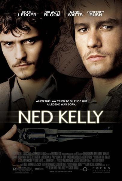 плакат фильма Банда Келли