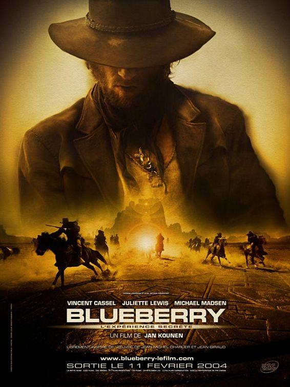 плакат фильма Блуберри