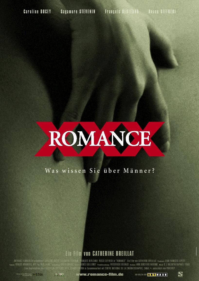 плакат фильма постер Романс Х