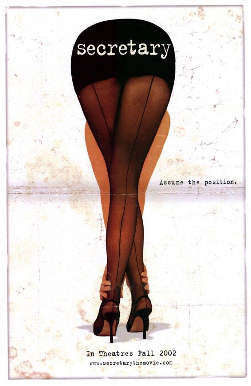 плакат фильма постер Секретарша