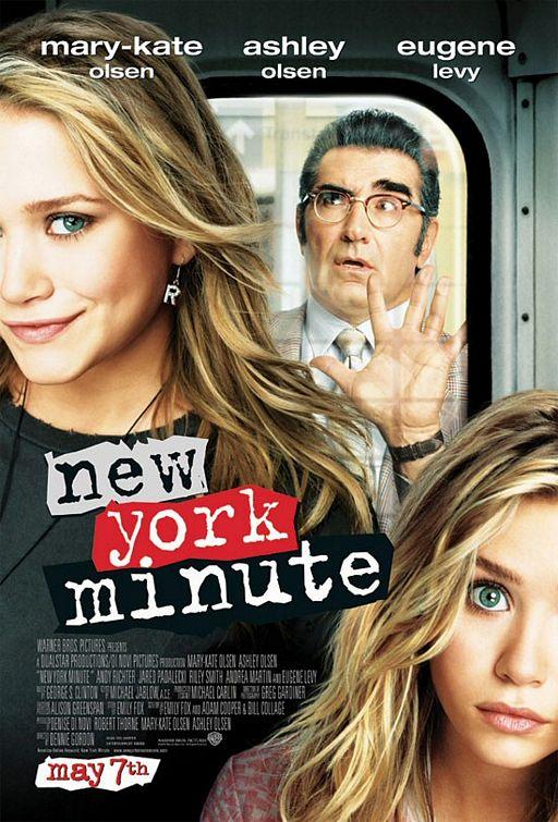 плакат фильма Мгновения Нью-Йорка