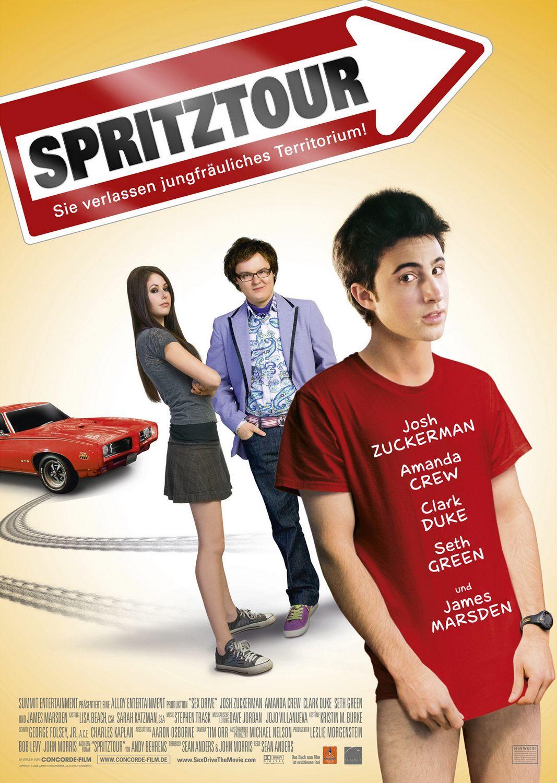 плакат фильма Сексдрайв